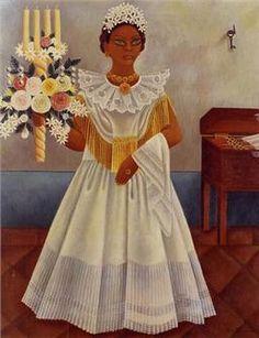 Rosa Rolanda  Novia de Tehuantepec   1950