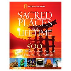 This inspirational book showcases 500 of the world's most powerful and spiritual places—and guides modern-day travelers to and around them. From prehistoric burial chambers to modern monuments and sanctuaries, each site's history, lore, and appeal is evocatively detailed.    Nearly 300 locator maps point out pilgrimage routes, temples, mountains, churches, and holy places. This beautiful book answers the call of the spiritual traveler.