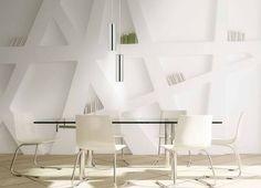 Contemporary aluminium pendant lamp - LUXIT IVY  - ArchiExpo
