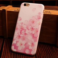 Cheap Candy Pink Flower Series Relief Silicone Soft Iphone Cases For For Big Sale!Candy Pink Flower Series Relief Silicone Soft Iphone Cases For Iphone 6, Iphone 8 Plus, Apple Iphone, Iphone Cases For Girls, Funny Iphone Cases, Cute Cases, Cute Phone Cases, Apple Coque, Gadgets For Dad