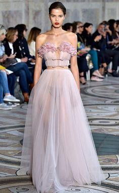 Giambattista Valli from Best Looks From Haute Couture Paris Fashion Week F/W 2017