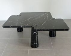 Important Coffee Table by Angelo Mangiarotti image 2