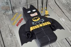 Lego Batman cake - Cake by designed by mani - CakesDecor
