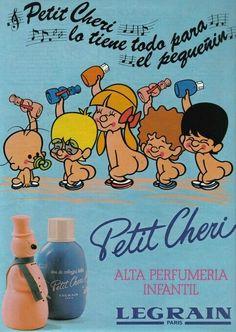 Petit Cheri de Legrain Paris 1970