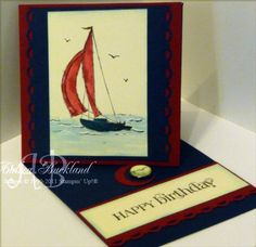 Creating Cards with Andrea: April 2011