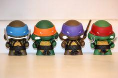 Kid Robot Ninja Turtles