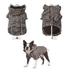 NEW - Leopard Print Rainstorm Rain Coat -Rain Jacket For All Sized Dogs - Dog Jackets - Pet Supplies - Dog Raincoat - Dog Waterproof Coat Dog Jacket, Rain Jacket, Dog Raincoat, Waterproof Coat, Teacup Chihuahua, Body Warmer, Pet Accessories, Dog Bed, Pet Supplies