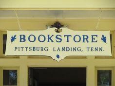 Bookstore - Shiloh National Military Park (U.S. National Park Service) Battle Of Shiloh, Park Service, Tennessee, National Parks, Military, Learning, Store, Travel, Viajes