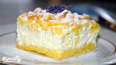 Gluténmentes reszelt túrós | Nosalty Hungarian Desserts, Hungarian Cake, Hungarian Recipes, Hungarian Food, Gluten Free Pasta, Gluten Free Recipes, Vegan Vegetarian, Paleo, No Bake Desserts