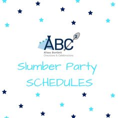Carnival Birthday Parties, Birthday Party Games, Girl Birthday, Slumber Party Activities, Slumber Parties, Ninja Turtle Party, Ninja Turtle Birthday, Schedule Board, Girl Spa Party