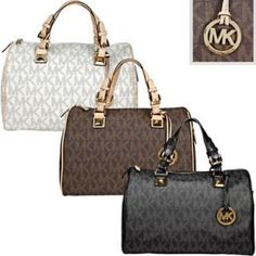 ISO!!! ISO!!! ISO!!!! NOT For sale!!!! ❌❌❌❌❌❌ In search of authentic LARGE  MICHAEL KORS GRAYSON in good condition!! Large is my preference Michael Kors Bags