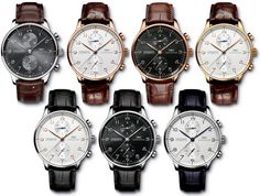 IWC Automatics - amazing watches that I can't afford