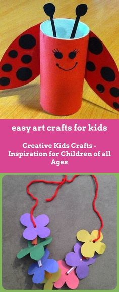 Simply click the link to read more about easy art crafts for kids Easy Art, Simple Art, Craft Kits For Kids, Crafts For Kids, Art Crafts, Arts And Crafts, Creative Kids, Cool Kids, Entertaining