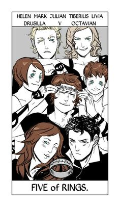 Blackthorns... by Cassandra Jean