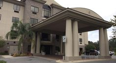 Holiday Inn Express Hotel & Suites Pensacola-West Navy Base Pensacola This hotel offers rooms with a microwave and a mini-fridge, just 6.8 miles from Pensacola Naval Air Station. Facilities include an outdoor pool, a whirlpool, and a fitness center.