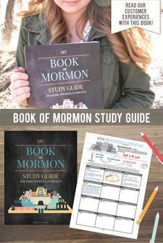 Book of Mormon Study Guide!  The reviews on this book are amazing!  This is not a commentary book - but a guide to help you slow down and get tons of insights on your own!!!