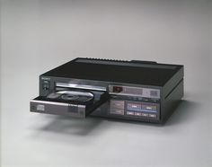 World's first CD player, the CDP-101, launched.