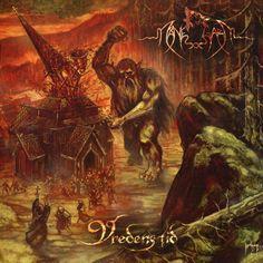 Manegarm - Vredens Tid (2005) - Viking/Black/Folk Metal - Norrtälje, Sweden