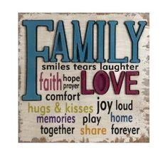 Cool Check out the Imax Worldwide 87455 Love and Family Wall Decor... Best Quotes Love Check more at http://bestquotes.name/pin/168772/