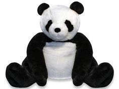 Melissa & Doug Giant Stuffed Panda - Plush Hub