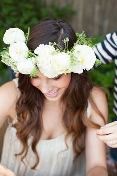 diy flower crowns & wreaths