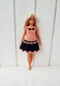 bel vestito lavorato a maglia maglione calze vestito per bambole ragazza da 18