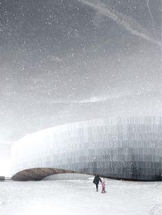 anonymous entry . Guggenheim museum . Helsinki  (1)