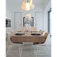 """@thelittleinterior's photo: """"Perfection styling ☁️☁️   #dining #interiors"""""""