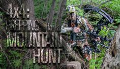 Want to make sure you are physically prepared for a mountain hunt? Here is part one of a three piece series to get the most from hunting the West!