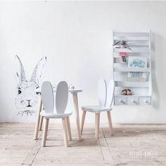 Tendencia decoración bebés Bunny