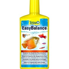Tetra EasyBalance 250 ml Ph Water, Fresh Water, Led Aquarium, Aquarium Maintenance, Discus Fish, Fish Stock, Water Treatment, Freshwater Aquarium, Vitamins And Minerals
