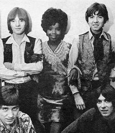 The Small Faces with P.P. Arnold