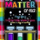 Pop Rocks, Exploding Soda, and Melted Crayons...Oh My! Are you ready for some matter fun?!? This until is packed with over 130 pages of resources a...
