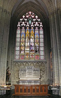 St. Michael & St. Gudula Cathedrall (Stained Glass