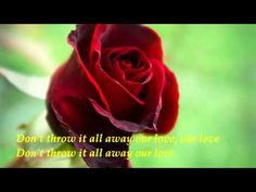 (Our Love) Don't Throw It All Away - Andy Gibb