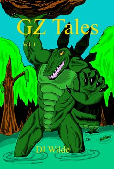 This is the cover to my new book, GZ Tales. Check it out at Amazon at the link!  http://www.amazon.com/GZ-Tales-ebook/dp/B00DNJWKU8/ref=sr_1_3?s=books=UTF8=1372439992=1-3