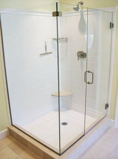 Glass Enclosed Shower glass showers |  your bathroom beautiful: glass enclosed shower