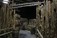 Roanoke Cannibal Colony haunted house at Halloween Horror Nights 2014, Universal Orlando | Flickr - Photo Sharing!