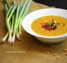 Slow Cooker Creamy Split Pea soup Recipe