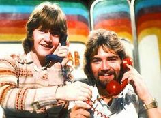 Multi-Coloured Swap Shop, Sat morning tv in th 70s