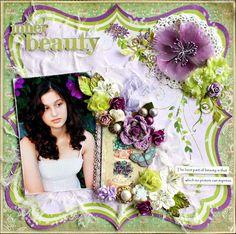 Berry71Bleu - Inner Beauty