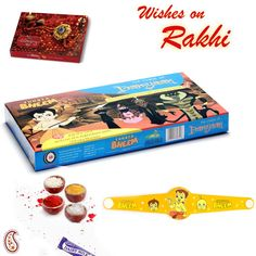 Picture of Chhota Bheem Board game and Rakhi Hamper Hampers Online, Petunia, Rakhi Gifts, Gift Hampers, Board Games, Kids, Registration Form, Role Playing Board Games, Gift Baskets
