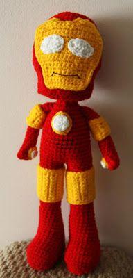 Tony Stark...aka Iron Man!