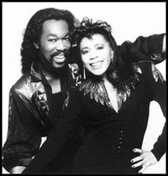 """They were """"Solid"""" as a rock, 38 years of marriage.  RIP Nick Ashford.  You wrote some of the best songs with your loving partner..."""