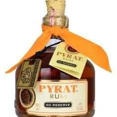 Pyrat Rum XO Reserve 40% 0,7L Pyrat Rum, Bratislava, Alcohol