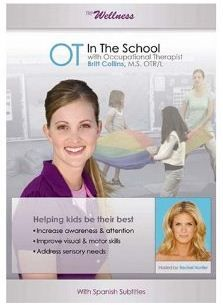 OT in the School: DVD - - Pinned by #PediaStaff.  Visit http://ht.ly/63sNt for all our pediatric therapy pins