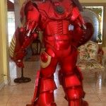 Hulkbuster Cosplay! | Iron Man Helmet Shop