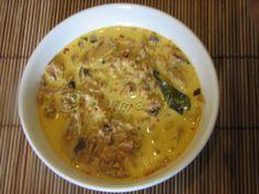 Dhon riha - Maldivian traditional curry