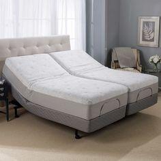 Best Mattress Split King Adjustable Bed Frame With Nightstand 640 x 480