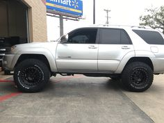 Lift and Tire Central (pics)... Post 'em Up! - Page 315 - Toyota 4Runner Forum…